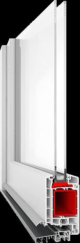 Дверна профільна система aluplast 2000 від EKIPAZH. Вигідні умови співпраці для дилерів