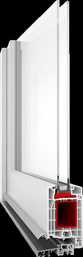 Дверна профільна система aluplast 4000 для дилерів EKIPAZH із вигідними умовами співпраці