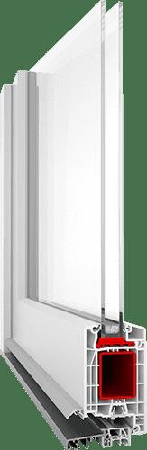 aluplast 4000 - дверна профільна система для дилерів EKIPAZH. Вигідні умови співпраці