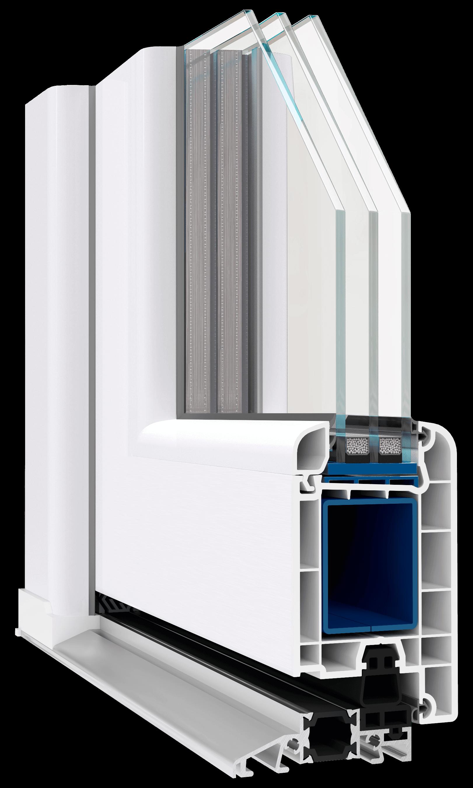WDS 70 - дверна профыльна система від EKIPAZH. Вигідні умови для дилерства