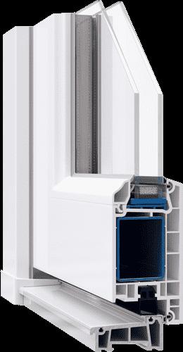 WDS 60 - дверна профільна система від EKIPAZH. Вигідні умови для партнерства