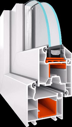 Віконні профільні системи CLASSIC від EKIPAZH. Вигідні умови для дилерства