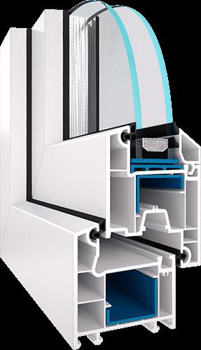 Віконні профільні системи TRIO від EKIPAZH. Вигідні умови для дилерства