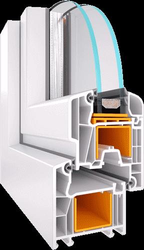 EKIPAZH Ultra6 - унікальна профільна система фабрики вікон EKIPAZH. Вигыдны умови для партнерства