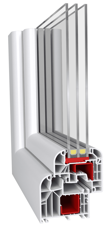 Віконні профільні системи німецького концерну aluplast 8000 від EKIPAZH. Вигідні умови для дилерства