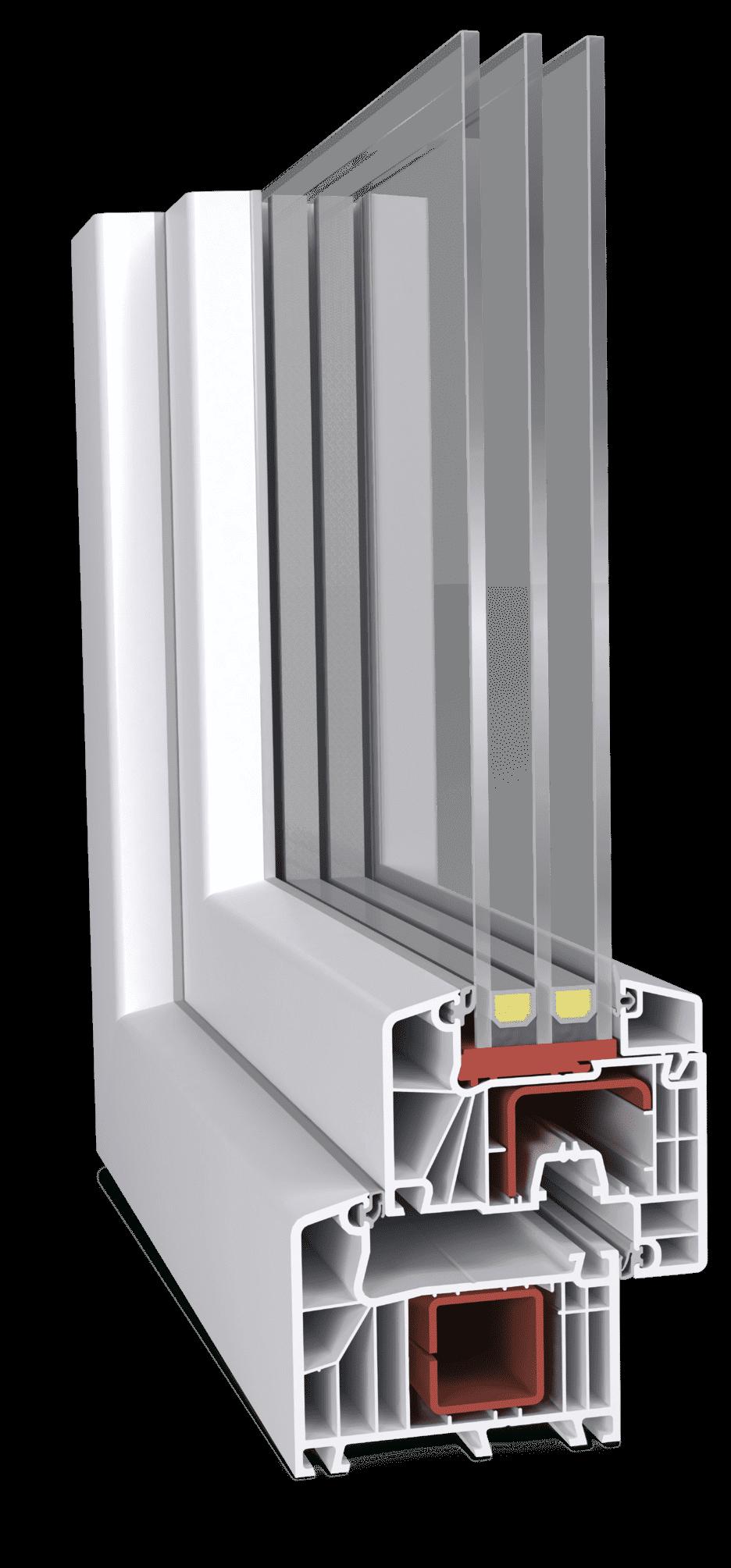 Віконні профільні системи aluplast 7000 від EKIPAZH. Вигідні умови для дилерства