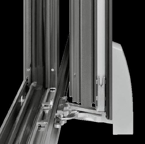 Похило-зсувна система Roto Patio Aversa KS від EKIPAZH. Вигідні умови для дилерів