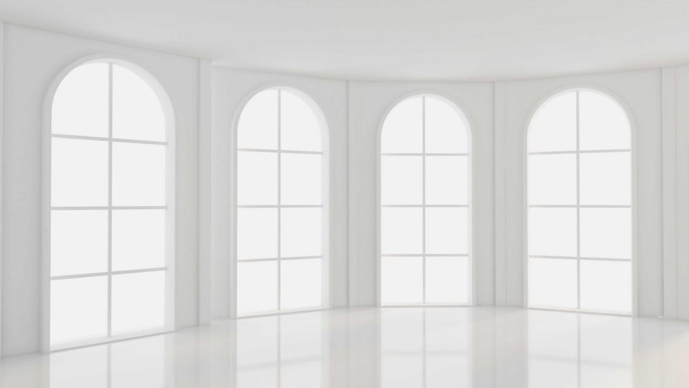 Стильні арочні конструкції від фабрики вікон EKIPAZH