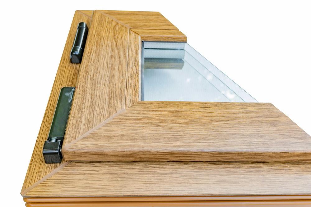 Ламінування ПВХ-профілю під замовлення від фабрики вікон EKIPAZH