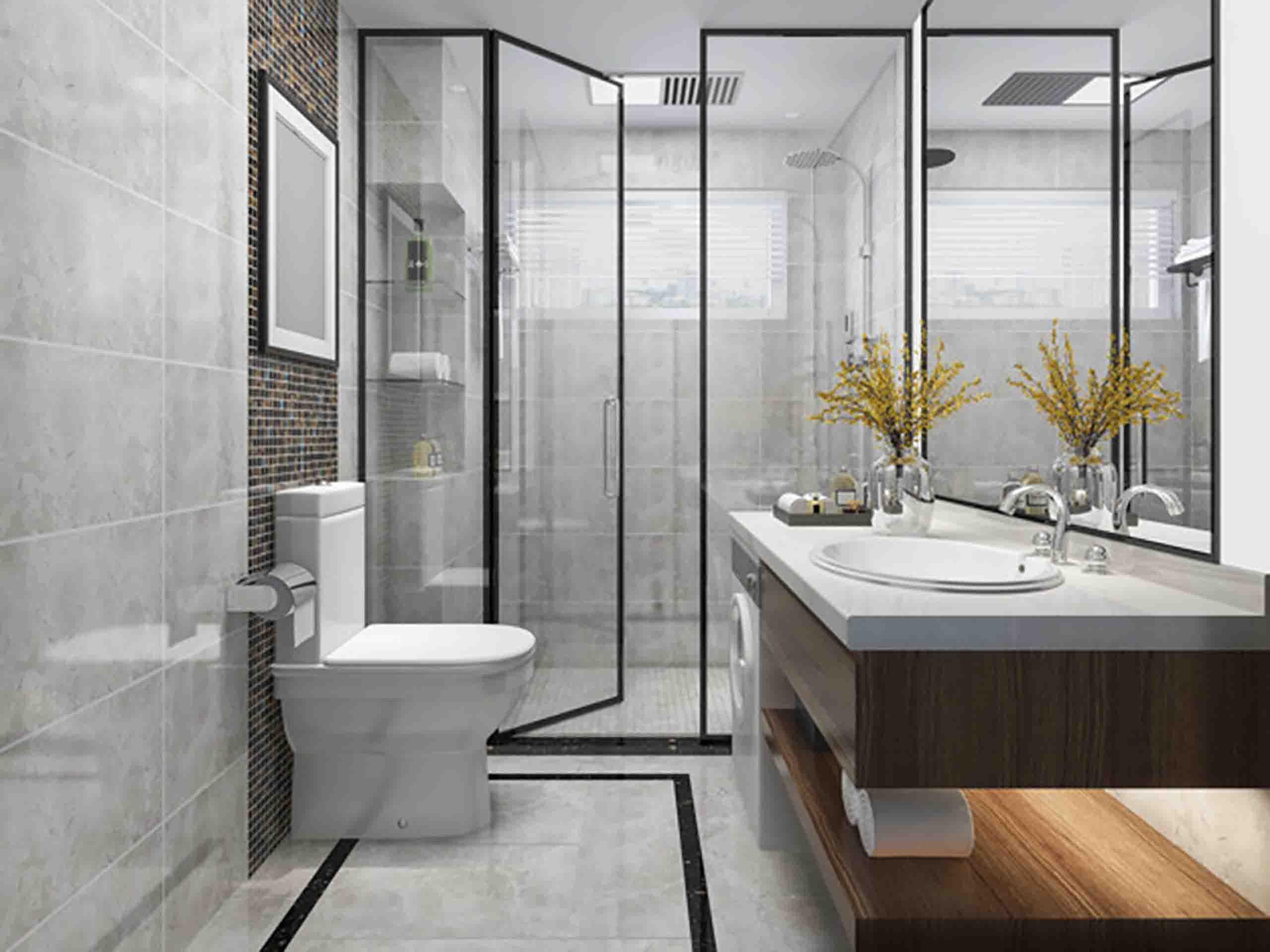 Виготовлення душових кабінок із цілысного скла