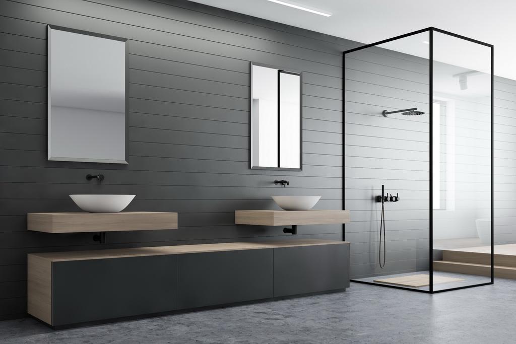 Виготовлення суцільноскляних душових кабін під замовлення компанією EKIPAZH