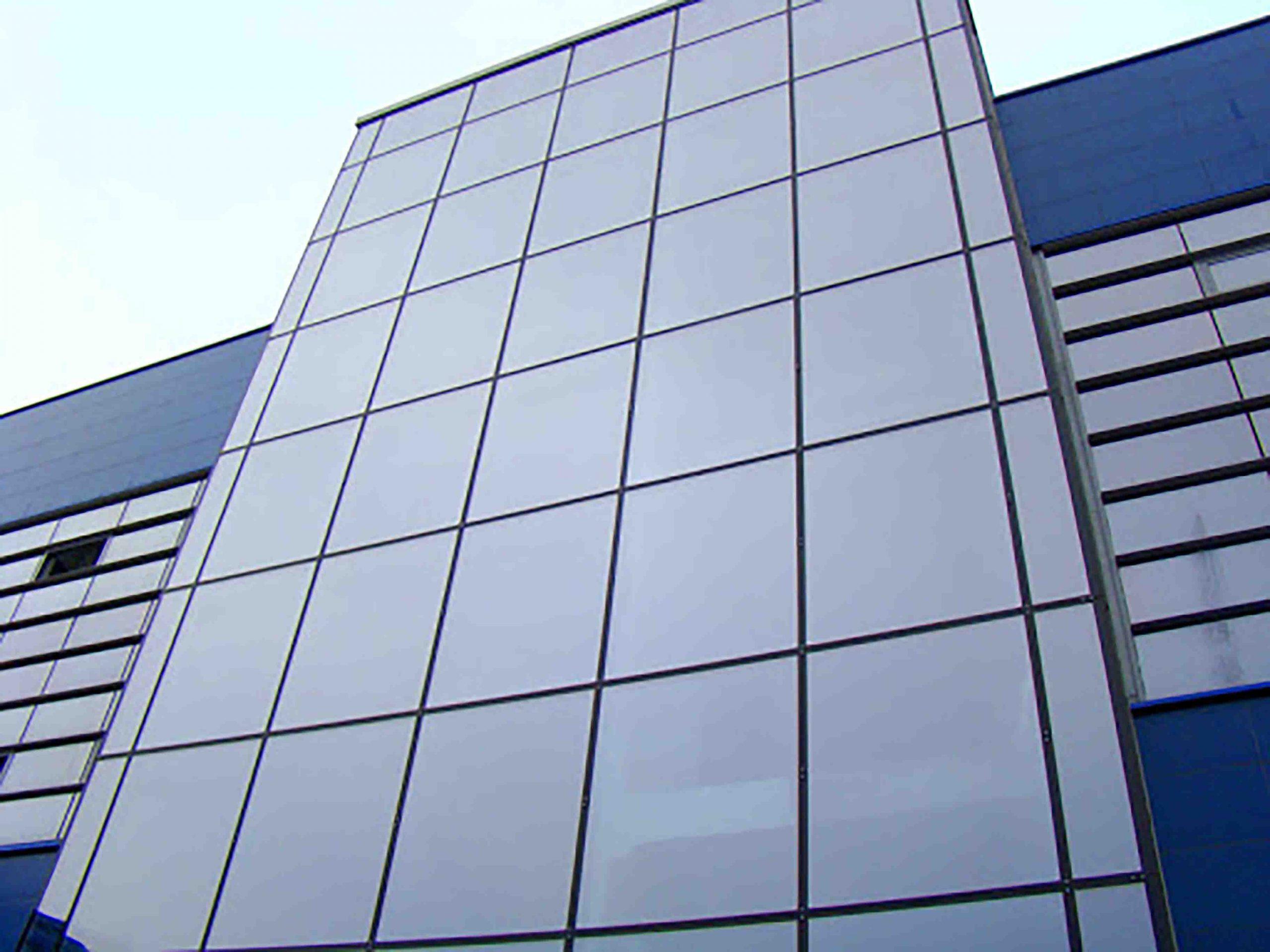 Виготовлення структурних склопакетів під замовлення компанією EKIPAZH